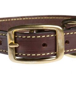 unlined-bison-bridle-collar-medium-brown