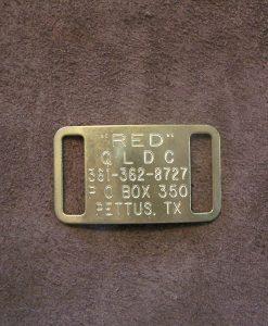 Brass Tags
