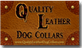 Quality Leather Dog Collars
